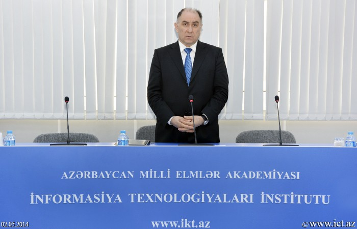 Institute of Information Technology of ANAS. Scientific Seminar