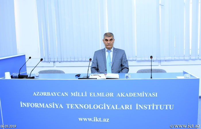 "Institute of Information Technology of ANAS. Scientific seminar on ""Fog computing technologies, modern state and prospects"" of department No. 4"