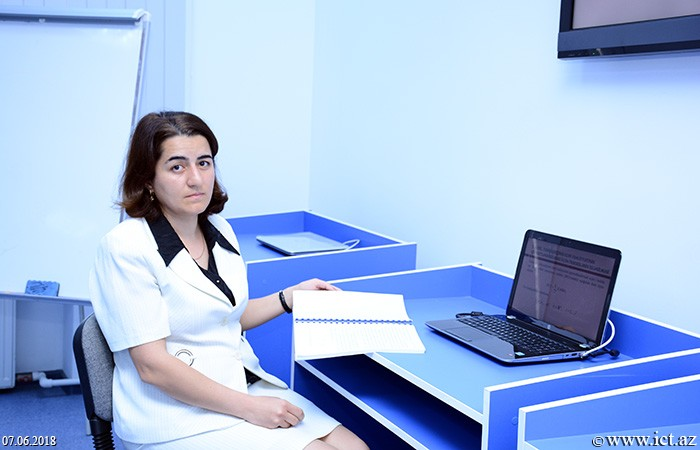 """Institute of Information Technology of ANAS. Thesis on the topic """"Development of scientific method and algorithms by the application modern information technologies"""" discussed"""