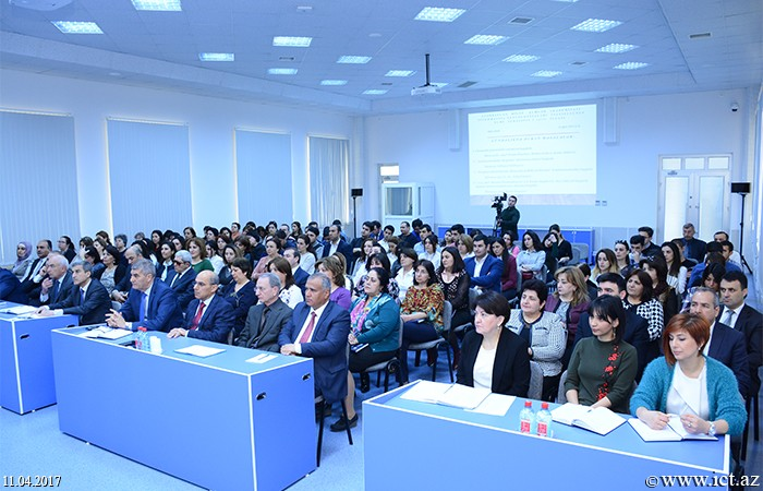 "Institute of Information Technology of ANAS. ""Diaspora of Azerbijani scientists"" information system to be established"