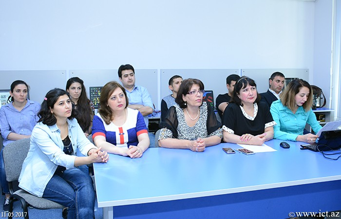 Institute of Information Technology. Software optimization issues of Web sites were discussed