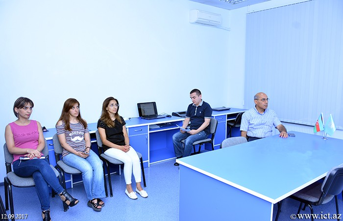Institute of Information Technology of ANAS. The statistical indicators of Azerbaijani scientists in authoritative scientific bases were analyzed