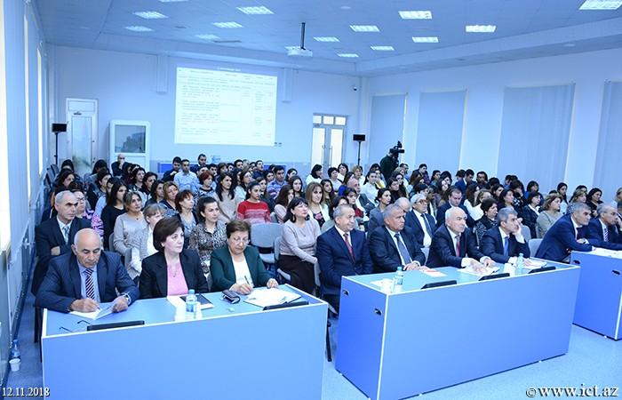 Институт информационных технологий НАНА. Заслушан годовой отчет Отдела №1 за 2018 год
