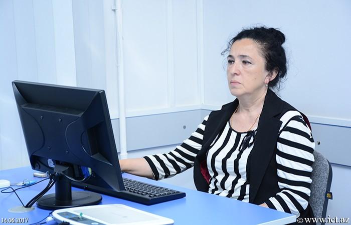 AMEA İnformasiya Texnologiyaları İnstitutu.  Tədris-İnnovasiya Mərkəzinin növbəti elmi seminarı