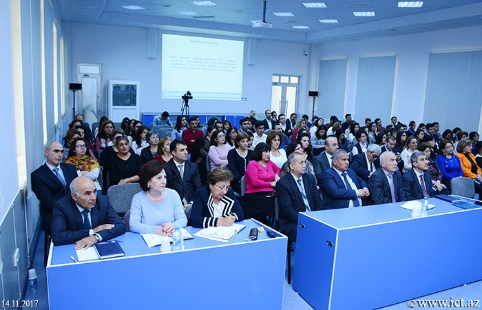 "Institute of Information Technology.Thesis on theme ""Development of methods and algorithms for synthesis of network security intellectual monitoring system"" is discussed"