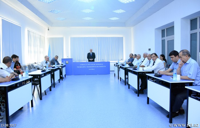 Institute of Information Technology. The next meeting of the Dissertation Board