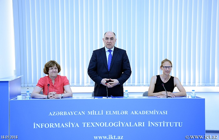 Institute of Information Technology of ANAS.  The prospects of cooperation between the Swiss and Lithuanian higher schools discussed