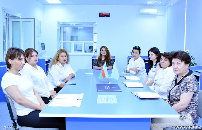 AMEA İnformasiya Texnologiyaları İnstitutu. 12 saylı şöbənin elmi seminarı