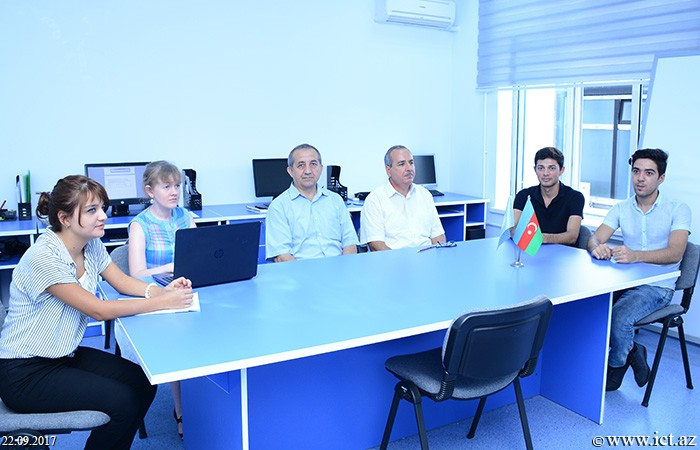 Institute of Information Technology of ANAS. Scientific seminar of Department №2
