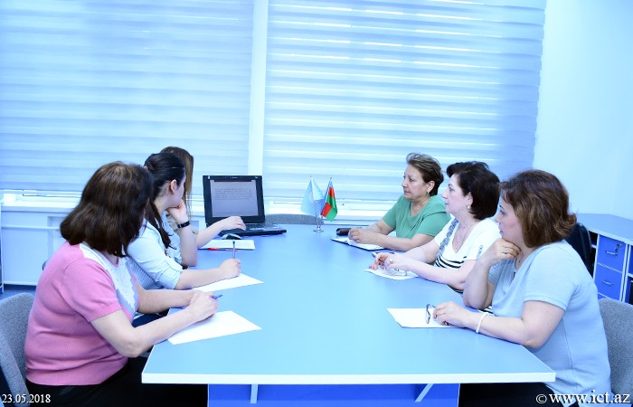 Institute of Information Technology of ANAS.  Monitoring of medical segments of social networks in Azerbaijan is underway