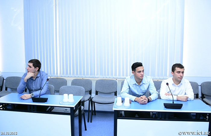 AMEA İnformasiya Texnologiyaları İnstitutu.  4 saylı şöbənin elmi seminarı