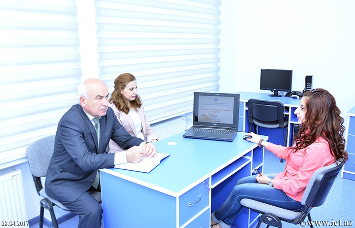 Institute of Information Technology of ANAS. Discussions on e-science software was held