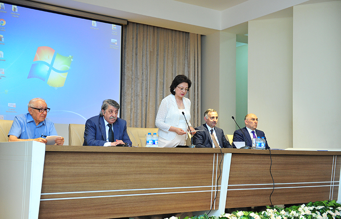 Azerbaijan University of Architecture and Construction. An international conference discussed the use of information technologies in construction
