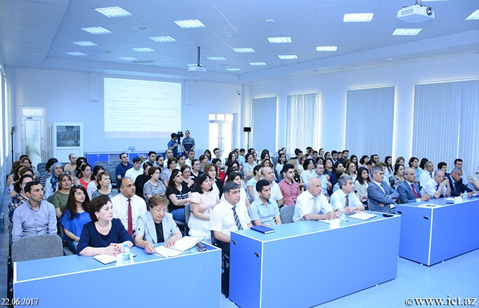 Institute of Information Technology of ANAS. The next meeting of the Scientific Council