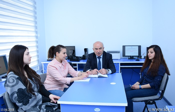 "Institute of Information Technology of ANAS. Scientific seminar on ""Participation forms of citizens in civil science""  held"