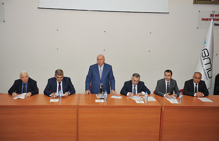 """Baku Engineering University. """"The Republican Olympiad on Informatics'' launched"""