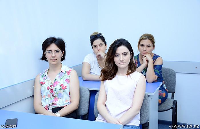 AMEA İnformasiya Texnologiyaları İnstitutu.  Tədris-İnnovasiya Mərkəzinin elmi seminarı keçirildi.