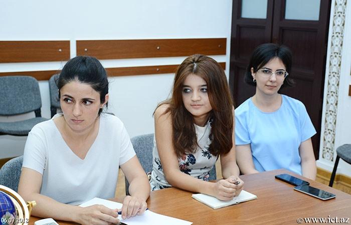 Президиум НАНА. Заслушан полугодовой отчет Учебно-инновационного центра