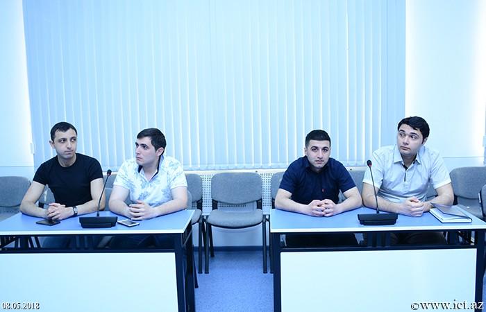 """AMEA İnformasiya Texnologiyaları İnstitutu.  4 saylı şöbənin """"SDN texnologiyalarının təhlükəsizliyi problemləri"""" mövzusunda elmi seminarı"""