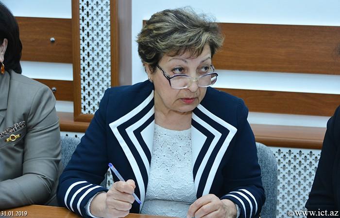 Президиум НАНА. Обсуждение плана работы Отдела №15 на 2019 год