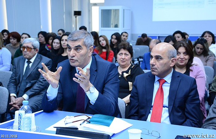 Institute of Information Technology of ANAS. Thesis on '' Regulation of the Internet economy and development of mechanisms'' discussed