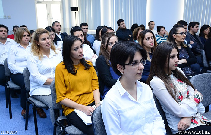 "Institute of Information Technology of ANAS. The dissertation on the theme ""Development of methods for assessing the information culture of individuals"" are discussed"