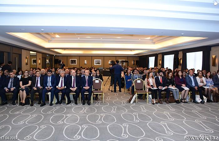 """""""Hyatt Regency Baku"""" oteli. """"Nizami"""" layihəsinin yekunlarına həsr olunmuş tədbir"""