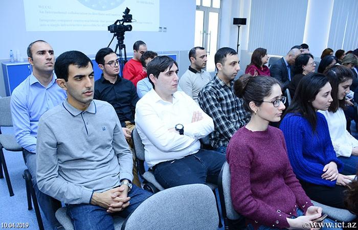 """AMEA İnformasiya Texnologiyaları İnstitutu. """"Nüvə fizikası, elementar zərrəciklər fizikası və zərrəcik detektorları sahəsində əməkdaşlığın üfüqləri"""" mövzusunda beynəlxalq seminar"""