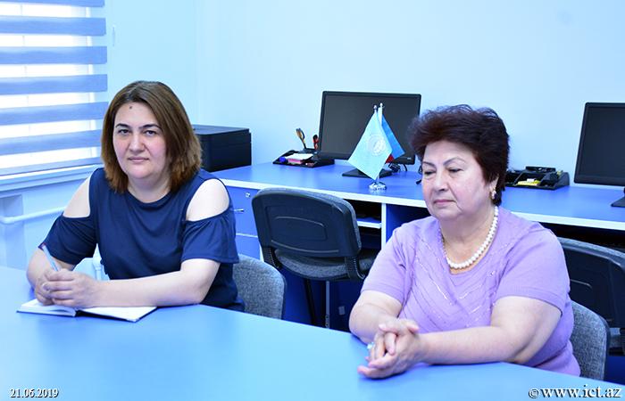 Институт информационных технологий НАНА. Научный семинар Отдела №9