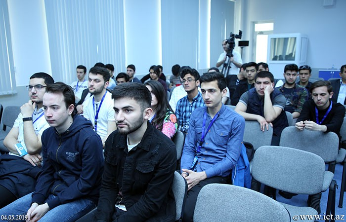 "Institute of Information Technology of ANAS. The final round of ""XIII Republican Olympiad in Informatics among university students"""