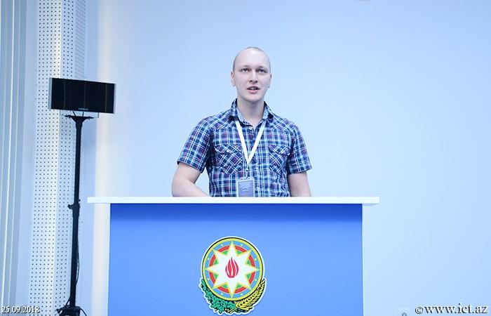 """AMEA İnformasiya Texnologiyaları İnstitutu.  """"MTCMP 2018"""" beynəlxalq konfransı çərçivəsində Superkompüter texnologiyaları üzrə təlim-seminar keçirildi"""