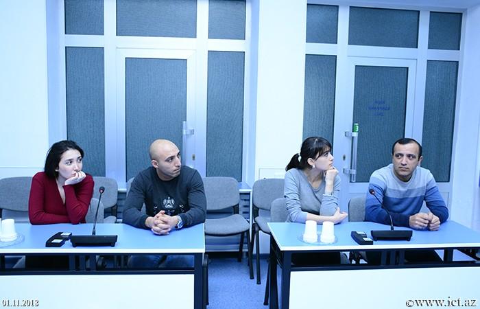 Institute of Informaation Technology of ANAS. Scientific Seminar of Department 18