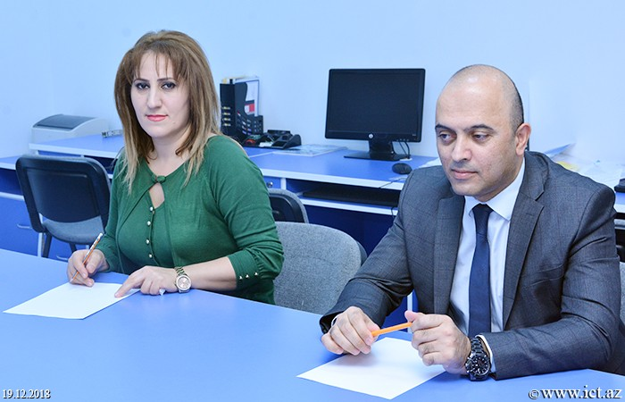 Institute of Information Technology of ANAS. Scientific seminar of Department №8