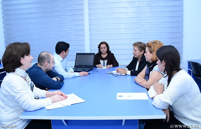 AMEA İnformasiya Texnologiyaları İnstitutu. 15 saylı şöbənin elmi seminarı