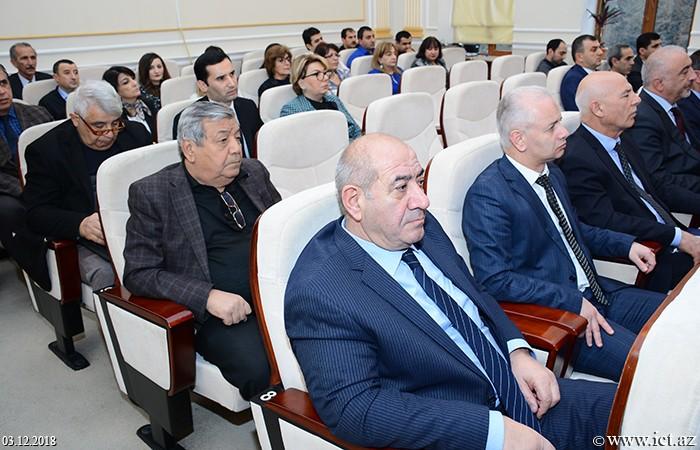 AMEA-nın Əsas binası. AMEA-nın elmi müəssisə və təşkilatlarına aid veb-saytların monitorinqinin nəticələri