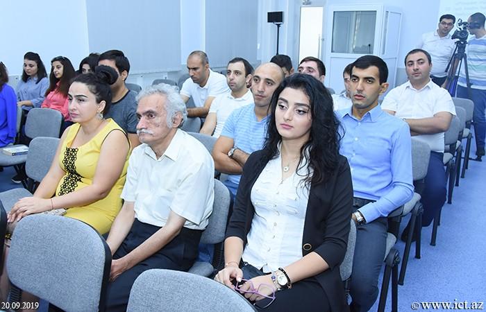 AMEA İnformasiya Texnologiyaları İnstitutu. İnstitutun alimləri AMEA-da təşkil olunacaq elmi lektoriyada yaxından iştirak edəcəklər