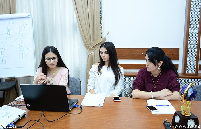 Президиум НАНА. Научный семинар Отдела №17