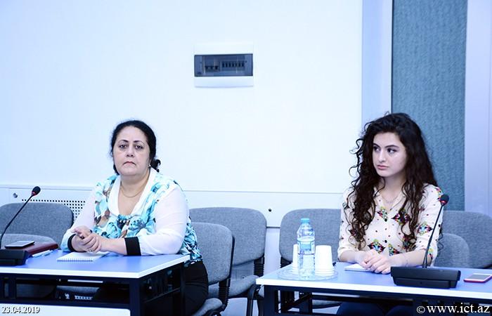 AMEA İnformasiya Texnologiyaları İnstitutu. 17 saylı şöbənin elmi seminarı