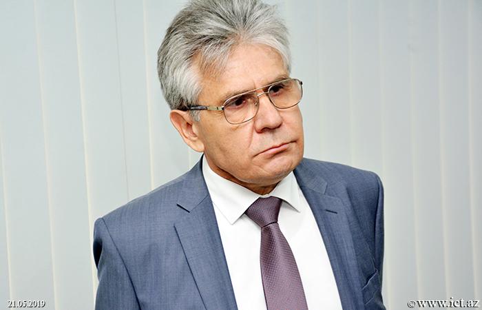 AMEA İnformasiya Texnologiyaları İnstitutu. Rusiya Elmlər Akademiyasının prezidenti ilə görüş