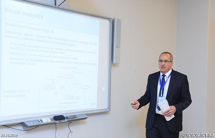 AMEA İnformasiya Texnologiyaları İnstitutu, ikt.az, ict.az, Ramiz Şıxəliyev