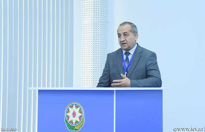 Institute of Information Technology of ANAS, ikt.az, ict.az, Yadigar Imamverdiyev