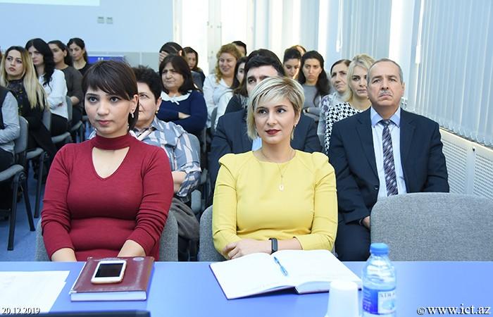 AMEA İnformasiya Texnologiyaları İnstitutu, ikt.az, ict.az, Nərmin Adıgözəlova, Dinara Zeynalova