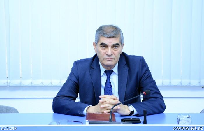 Institute of Information Technology of ANAS, ikt.az, ict.az, Rashid Alakbarov