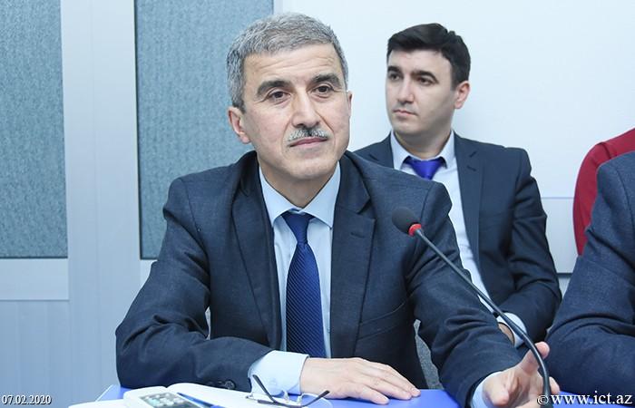 AMEA İnformasiya Texnologiyaları İnstitutu, ikt.az, ict.az, Şakir Mehdiyev