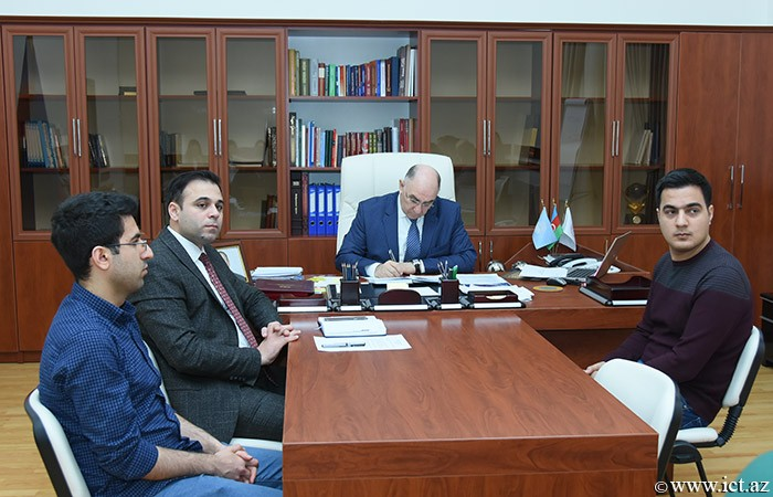 Presidium of ANAS. An action plan of Training Innovation Center for 2020 discussed