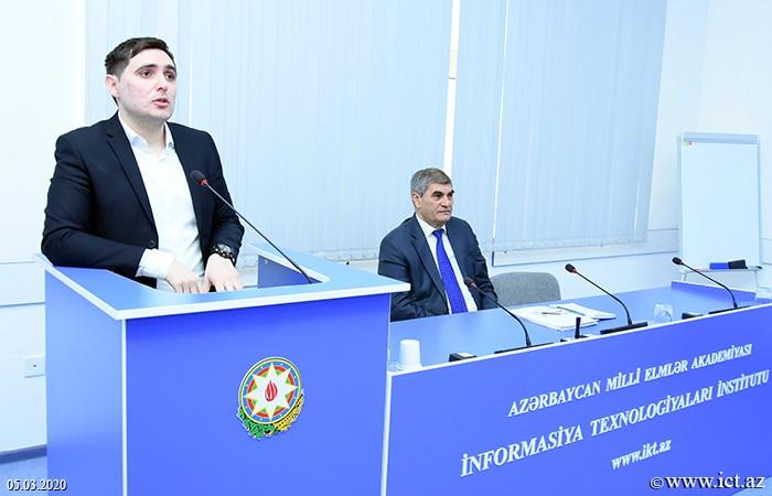 Institute of Information Technology of ANAS, ikt.az, ict.az