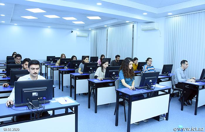 AMEA İnformasiya Texnologiyaları İnstitutu. AMEA-nın magistrantlarının sessiya imtahanlarına start verildi