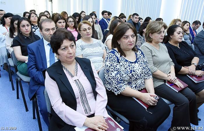 AMEA İnformasiya Texnologiyaları İnstitutu, ikt.az, ict.az,  Şəfəqət Mahmudova, Tamilla Bayramova
