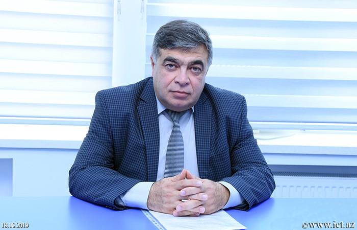 AMEA İnformasiya Texnologiyaları İnstitutu, ikt.az, ict.az, Firudin Ağayev
