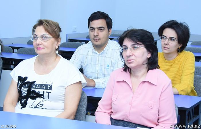 AMEA İnformasiya Texnologiyaları İnstitutu, ikt.az, ict.az, Rəsmiyyə Mahmudova